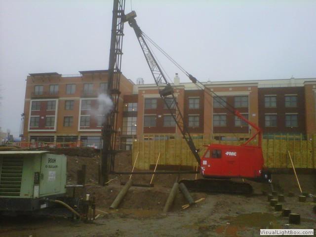 Timber Piles Steel Pipe Piles H Piles Concrete Piles
